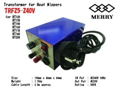 Photo1: Transformer for Heat Nippers